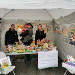 Благотворителен Великденски базар на Младежки център Пловдив